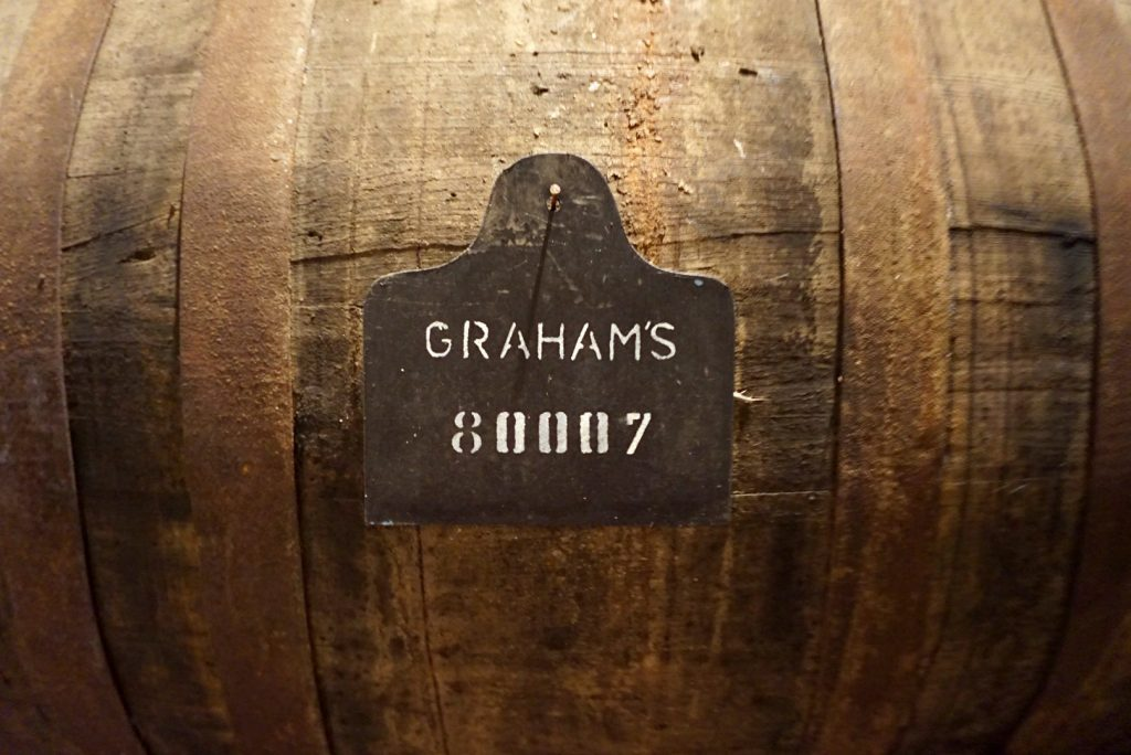 Graham's port huis