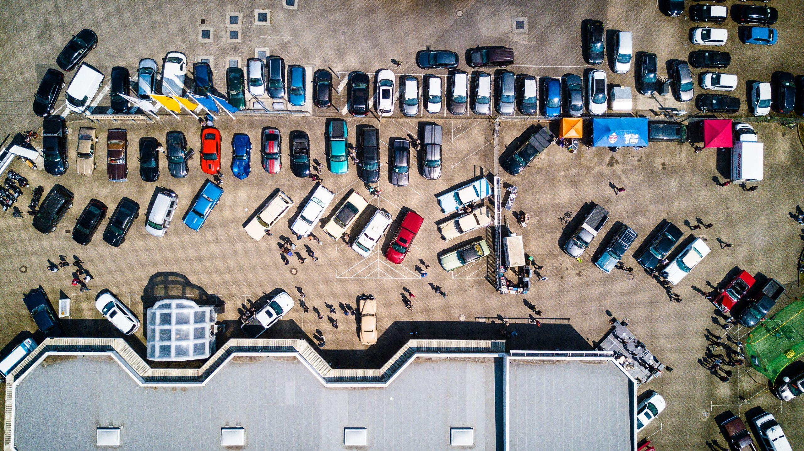 parkeren in Roermond
