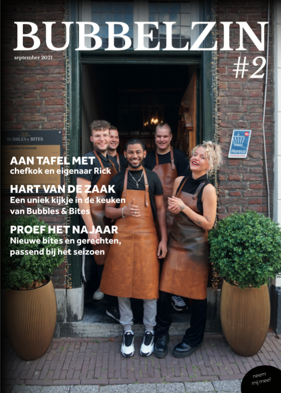 Menutijdschrift-Restaurant-Bubbles-Bites-Roermond